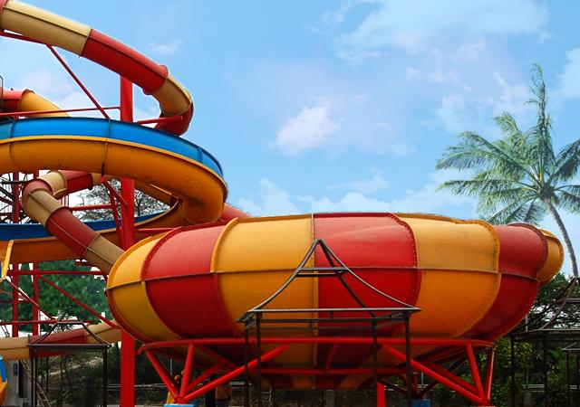 Fun Park in Delhi